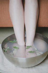 bellezza e salute piedi