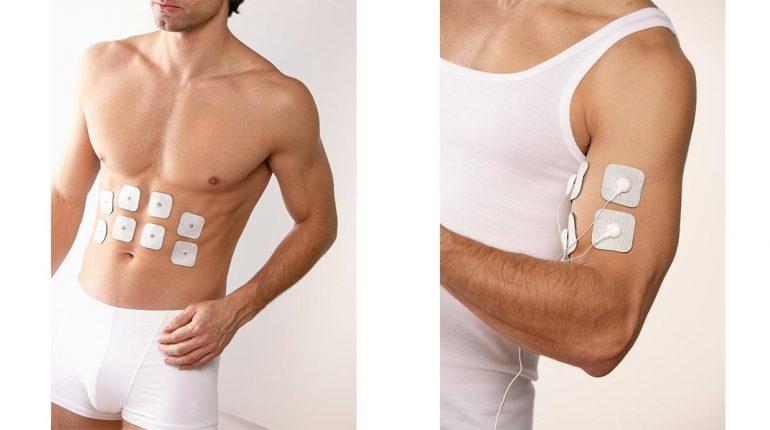 'elettrostimolatore Muscolare Trainer, Charminer