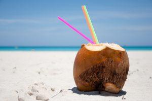 proprietà acqua di cocco