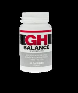 dimagrire con GH Balance