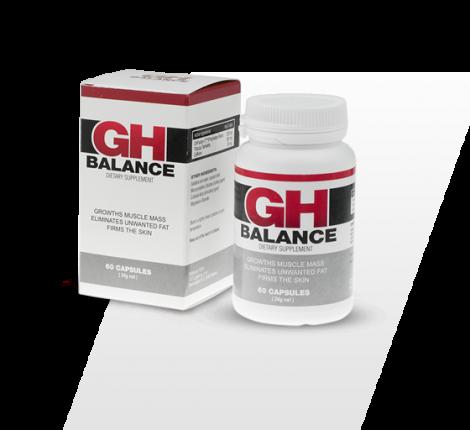 GH Balance massa muscolare