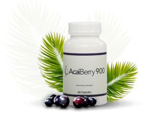 integratore Acai Berry 900
