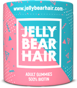 Jelly Bear Hair capelli