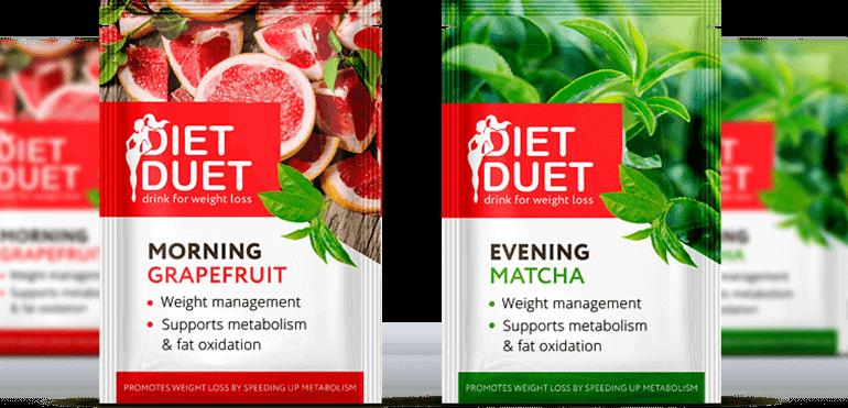dimagrire con Diet Duet